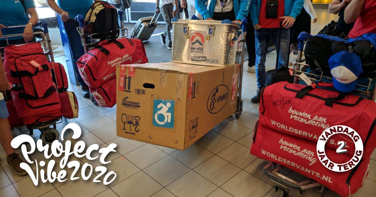 De onbeperkte bagage