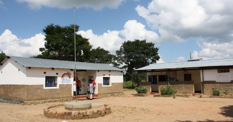 Zambia | Nkolongo kliniek