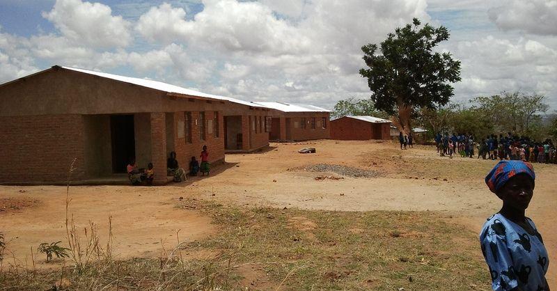 Malawi | Drie woningen voor de leerkrachten