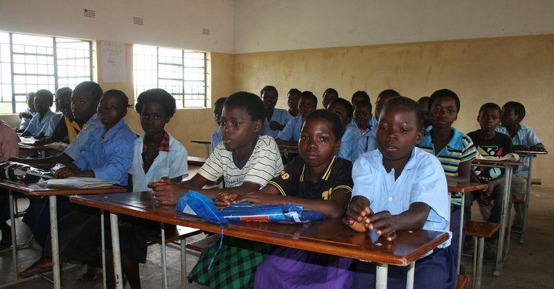 Zambia | Kavinaka leerlingen Primary School