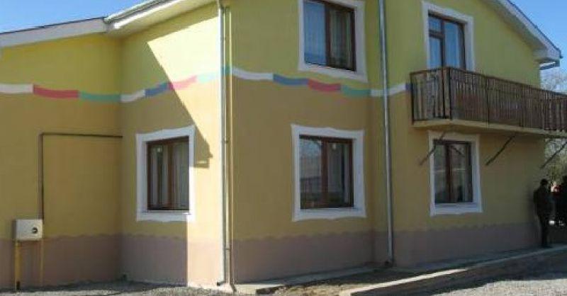 Familiehuis in opvangcentrum Rativici - Oekraïne