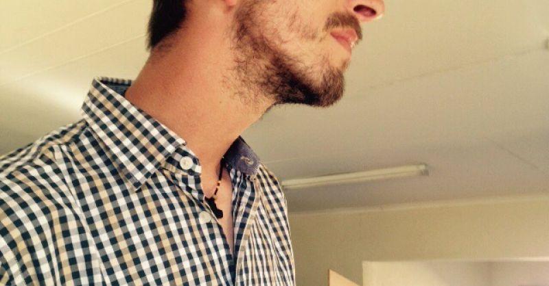 Check mijn baard!