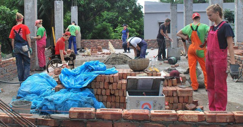 Onbeperkt bouwen aan verandering in Bangladesh