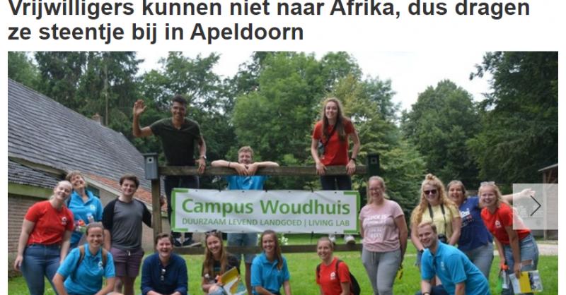 Artikel en video bij Omroep Gelderland