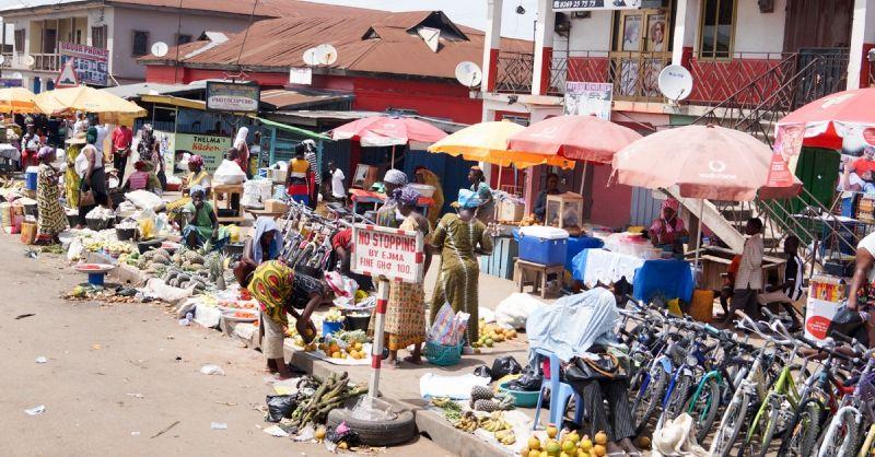 archieffoto Ghana