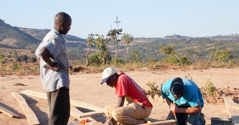 Archieffoto Malawi