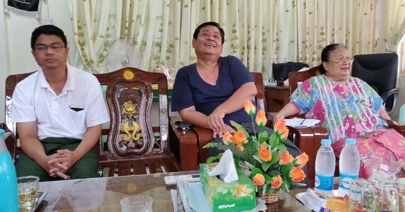 DR. Shan, de aannemer en dr. Rumar