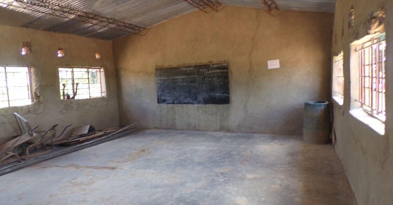 Gerenoveerde klaslokalen