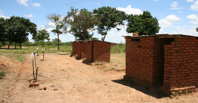 Huidige latrines