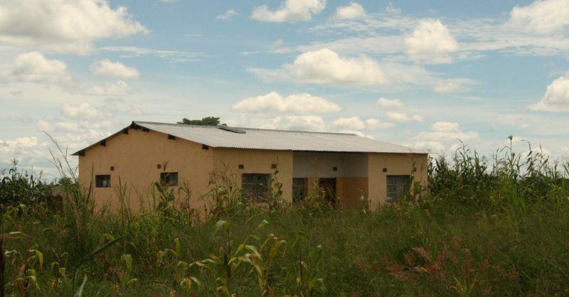 Nog een lerarenwoning gebouwd in 2014