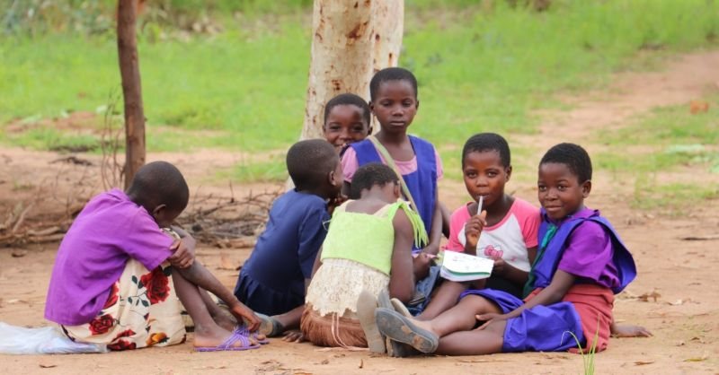 Kids uit Kamatimba