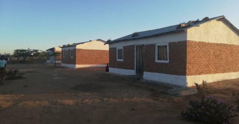 All 3 renovated teacher houses