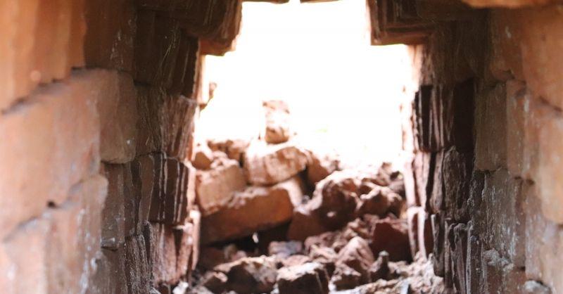 Kijkje in de steenoven