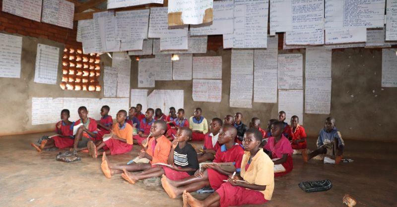 Bouw jij mee aan extra klaslokalen voor deze leerlingen?