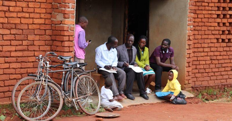 Ook de leraren kijken uit naar de nieuwe klaslokalen