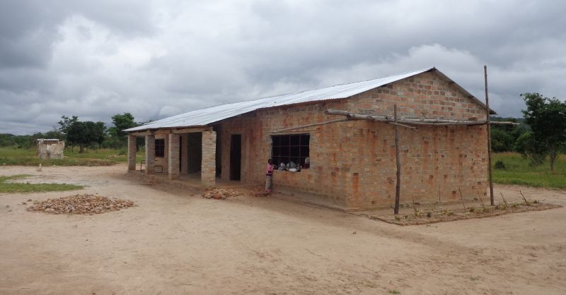 Huidig klaslokaal