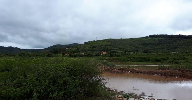 De omgeving van Salitral