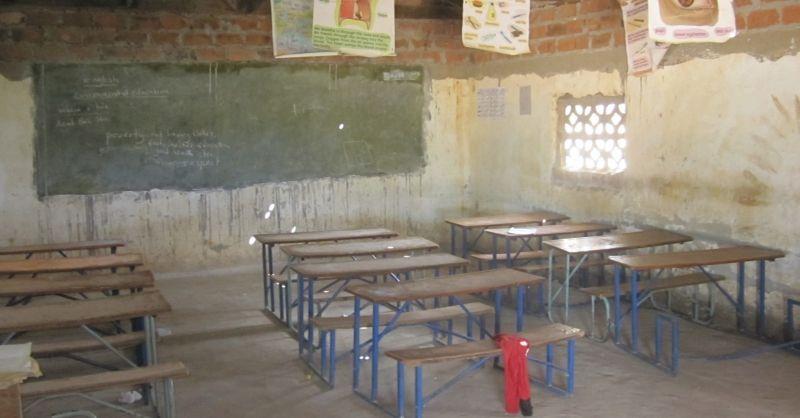 Hier gaan de kinderen nu naar school