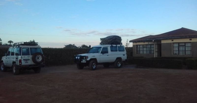 Parterorganisatie CCAP Zambia is ook klaar voor jullie komst