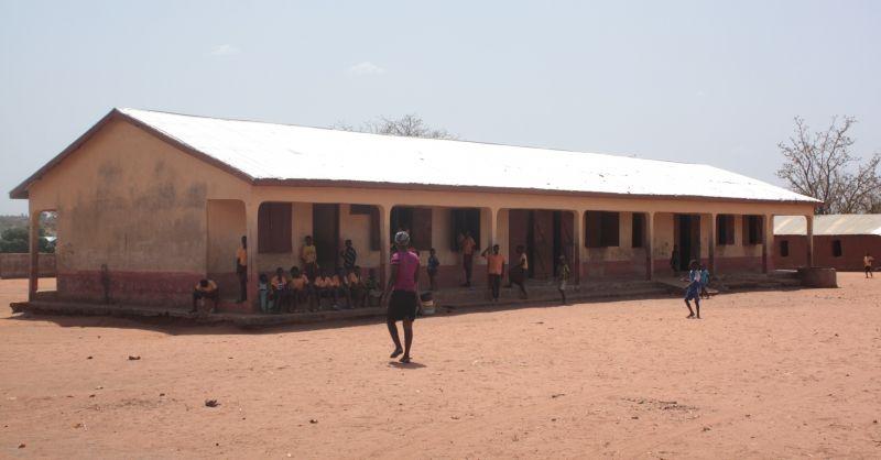 De goede klaslokalen