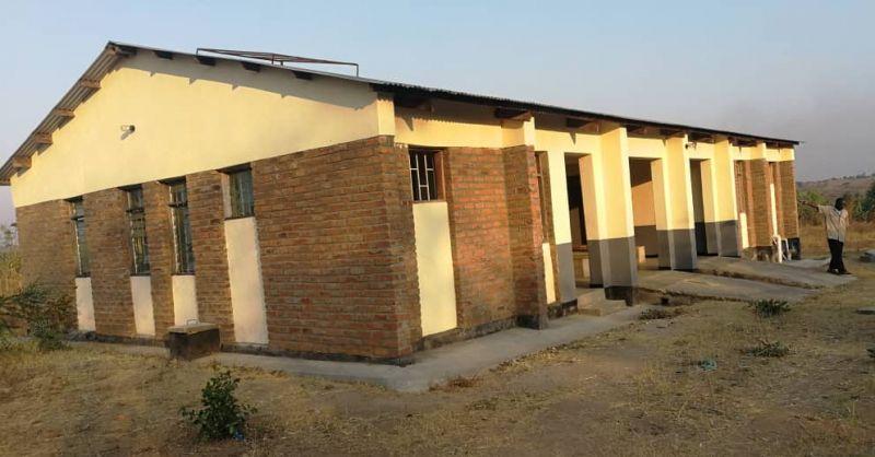 Voorzijde kliniek