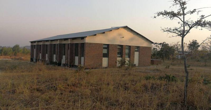 Achterzijde kliniek