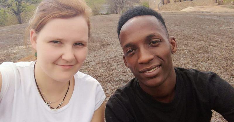 Jantina and Francis