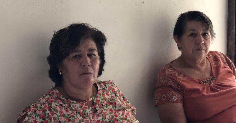 Fanny en Norma Judith