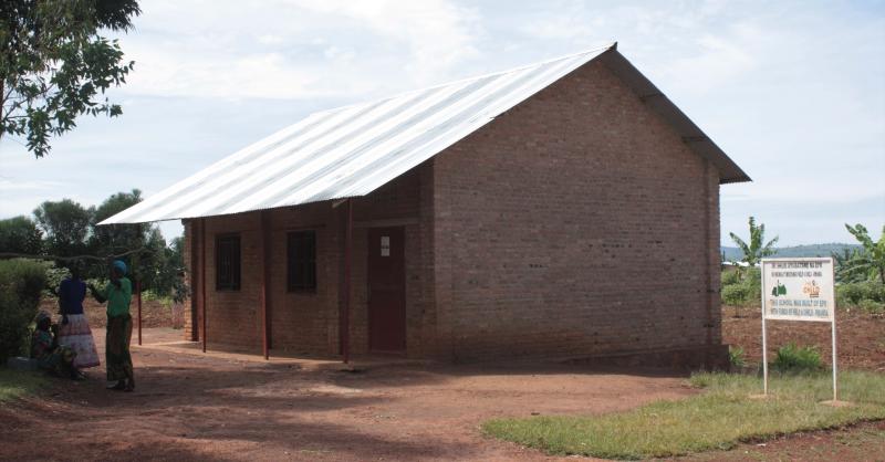 Klaslokaal voor beschikbare bouwlocatie-2