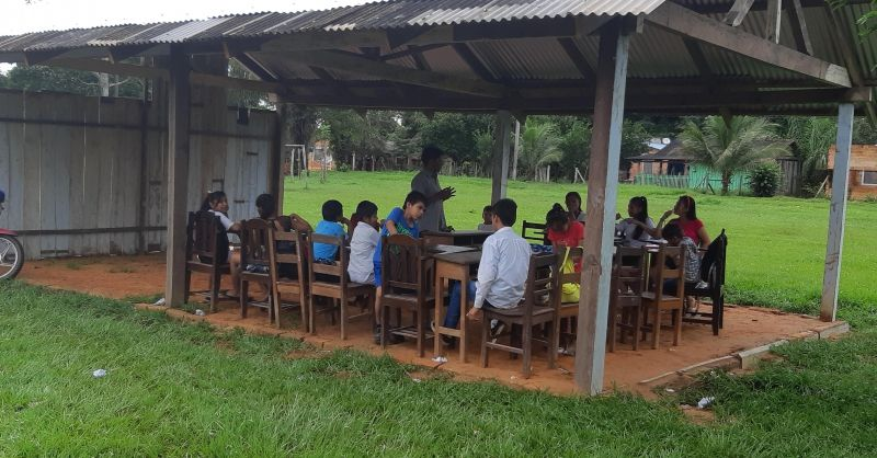 Vervangend klaslokaal