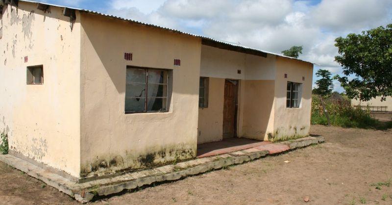 Headteacher Clara woont in dit huis
