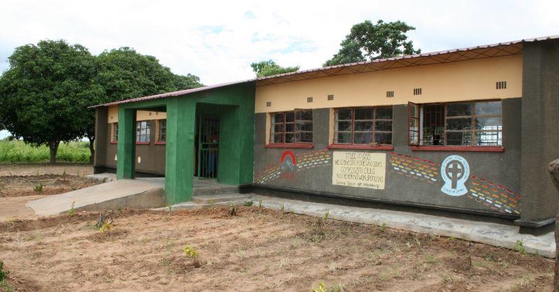 Klaslokalen gebouwd in 2019