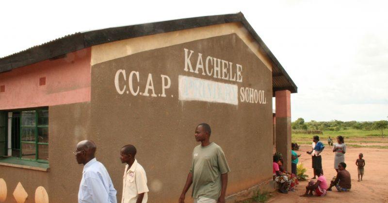 Upgrade van community school naar primary school