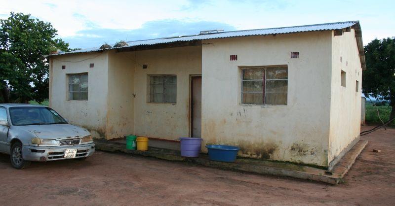 Een van de lerarenwoningen gebouwd door ZA114