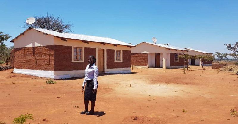 Teacher houses