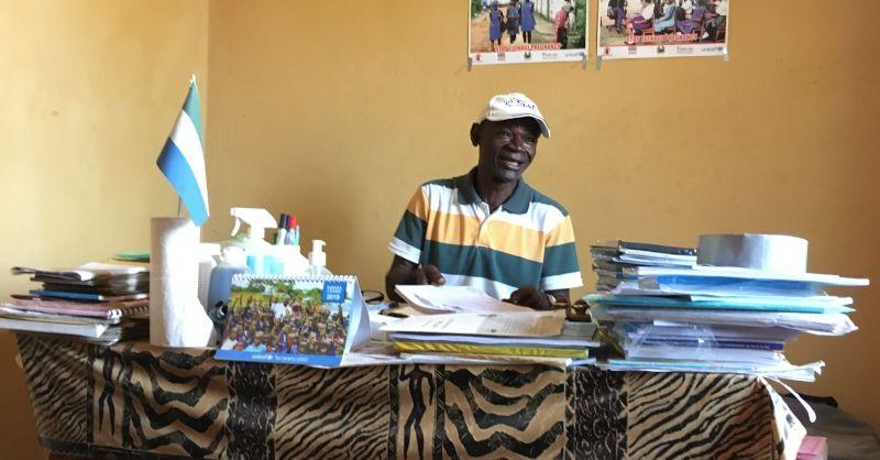 Mr. John Kamara