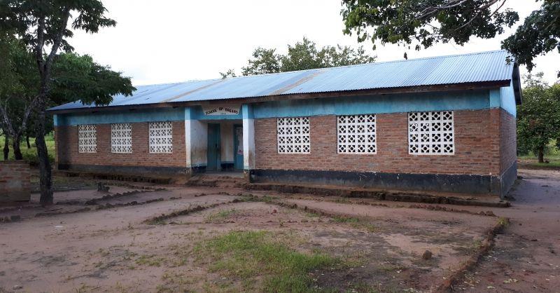 Klaslokalen gebouwd in 2011