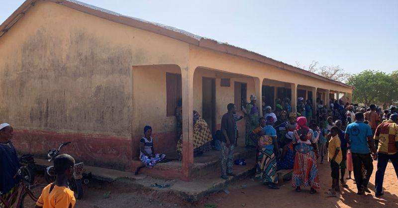 Warm ontvangst in bestaand klaslokaal
