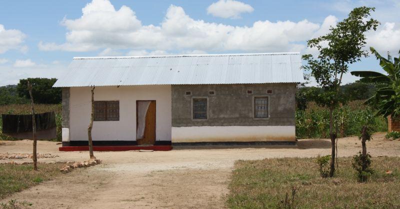 Nieuwe leraenwoning