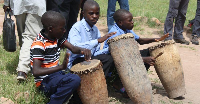De drumband