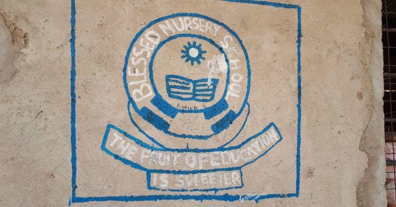 Logo van de kleuterschool