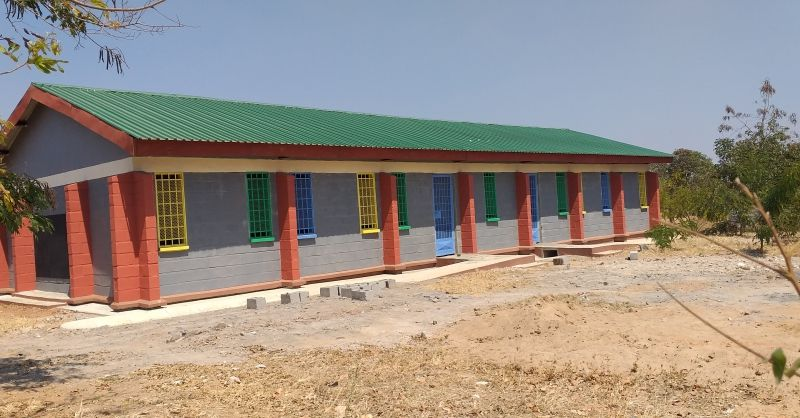 2nd new school block