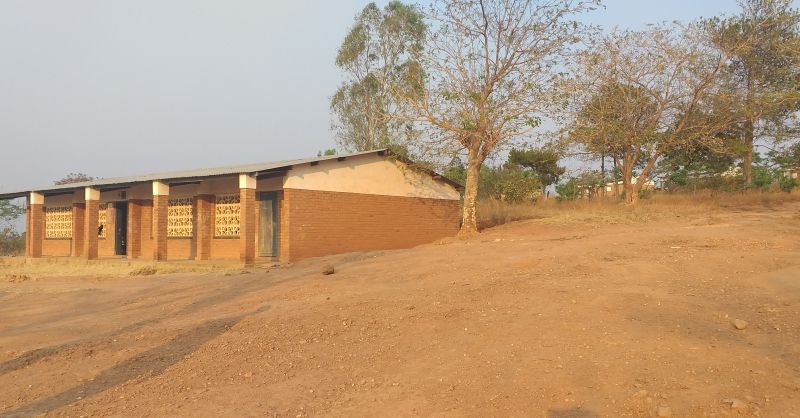 Third two classrooms
