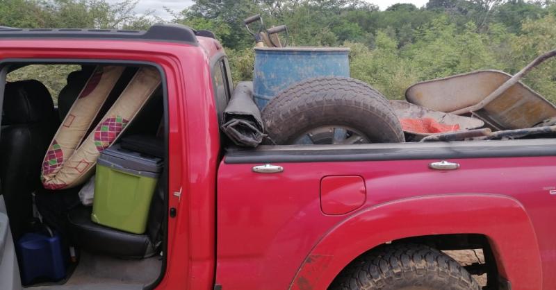 Auto van Carlos