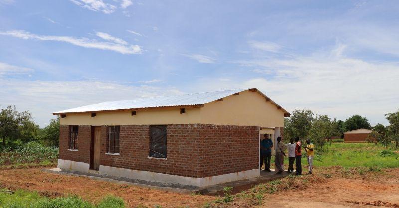 Nieuwe teacherhouses