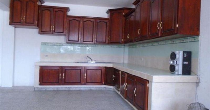 Nieuwe keuken geinstalleerd