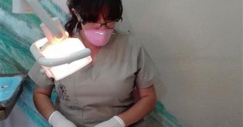 Phil Wilson bij de tandarts