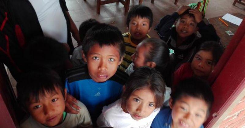 De kinderen van groep 2