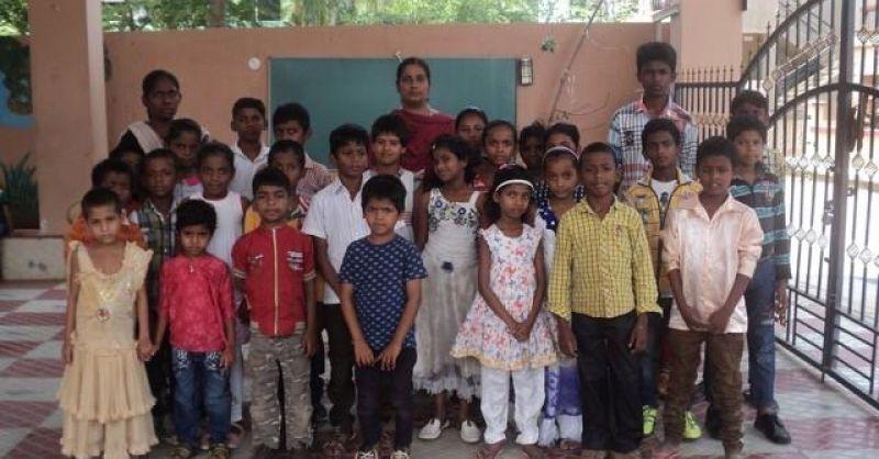 Nieuwe kinderen op school