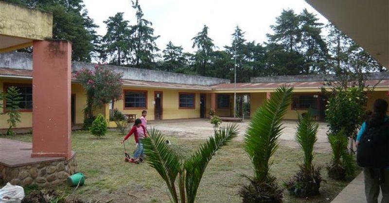 School als verblijfplaats